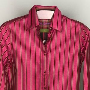 ROBERT GRAHAM French Cuff Knots Size 4 NWOT